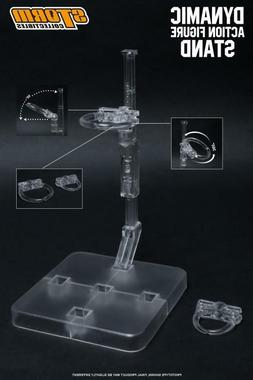 STM87070: Storm Collectible Dynamic Action Figure Stand for