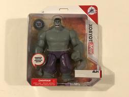 "Disney Store HULK Toybox 6"" Action Star Wars GREY Marvel Ave"