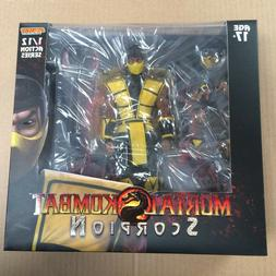 STORM COLLECTIBLES SDCC 1/12 MORTAL KOMBAT SCORPION Action F