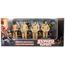 McFarlane Toys Stranger Things GHOSTBUSTERS Themed Action Fi