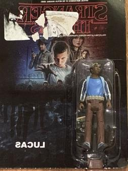 """Funko Stranger Things Lucas 3 3/4"""" scale Action Figure 3.75"""