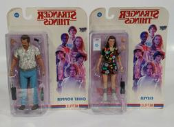 STRANGER THINGS S4 SET McFarlane Toys Action Figures Chief H