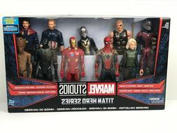 Marvel Studios Titan Hero Series Power Fox 12 Inches Action