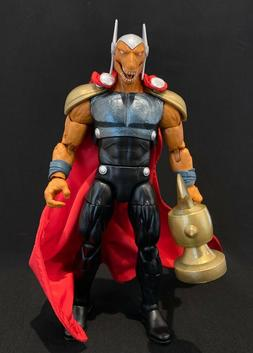 SU-C-BRY: Custom Wired Red Cape for Marvel Legends Beta Ray
