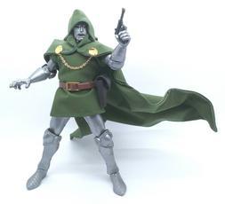 SU-DOM-GR: Custom Green Outfit Set for Marvel Legends Dr. Do