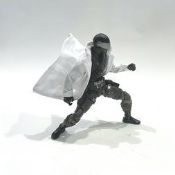 SU-LTC-WHT: 1/12 White Wired Trench Coat for Mezco, Marvel L