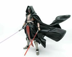SU-R-RN-BK: 3 pcs outfit set for Star Wars Black Series Dart