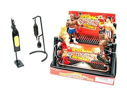LilPals Super Boxing Champion Set - Includes Authentic 50 Sq
