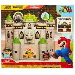 Nintendo Super Mario Bowser Castle with 2.5 Bowser Figure Ki
