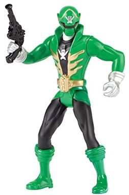 Power Rangers Super Megaforce - Green Ranger Action Figure,