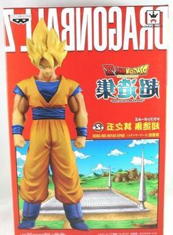 "Super Saiyan Goku 5.9"" Action Figure Banpresto Dragon Ball Z"