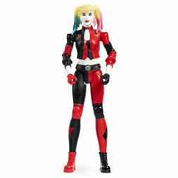DC Comics Superheroes Batman 12-Inch Harley Quinn Action Fig