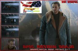 SUPERMAD Blade Runner Hunter 2049 1/6 Agent K TWO HEAD Actio