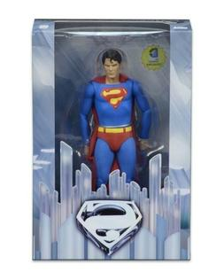 "NECA  SUPERMAN  DC COMICS 7"" Scale Action Figure Collectio"
