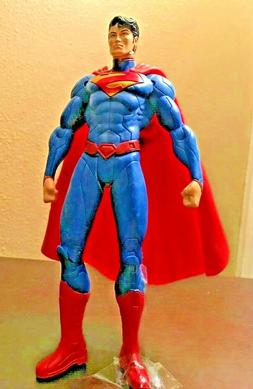 "Superman dc comics action figure 7"" loose"
