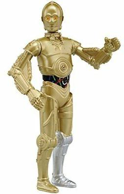 Takaratomy Star Wars Metal Collection Mini #04 C-3PO Action
