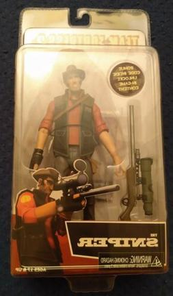 """Team Fortress 2 - 7"""" Scale Action Figures - Series 4 RED - S"""