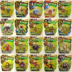 Teenage Mutant Ninja Turtles Action Figures  Nickelodeon TMN