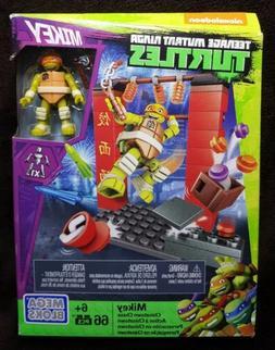 Mega Bloks Teenage Mutant Ninja Turtles Mikey Chinatown Chas