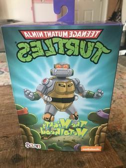 """Teenage Mutant Ninja Turtles NECA TMNT Metalhead 7"""" Action F"""