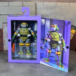 NECA Teenage Mutant Ninja Turtles TMNT The Mighty Metalhead