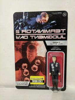 "Terminator 2 Judgement Day T1000 Final Battle 4"" Action Figu"