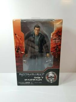 NECA Terminator Genisys 7 inch Scale T-800 Guardian Action F