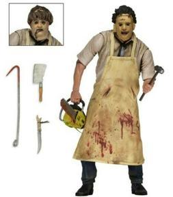 "NECA - Texas Chainsaw Massacre - 7"" Scale Action Figure - Ul"
