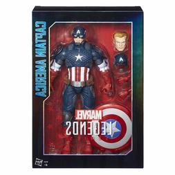 The Avengers Marvel Legends Series Captain America 12-Inch O