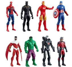 MARVEL THE AVENGERS ULTIMATE PROTECTORS  ACTION FIGURES 8 PA