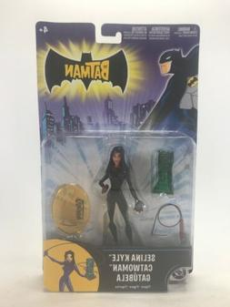 The Batman Selina Kyle Catwoman MATTEL Action Figure BRAND N