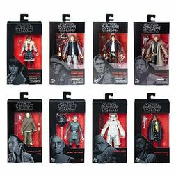 Star Wars the Black Series Wave 18 6 Inch Action Figures