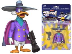 """The Disney Afternoon Collection Darkwing Duck 3.75"""" Action F"""