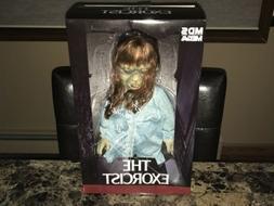 "The Exorcist Rare Linda Blair Signed Mezco 15"" Action Figure"