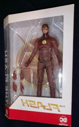 DC Collectibles The Flash Action Figure DCTV CW The Flash Se