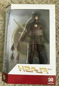 "DC Collectibles The Flash Season 3 TV Series Flash 7"" Action"