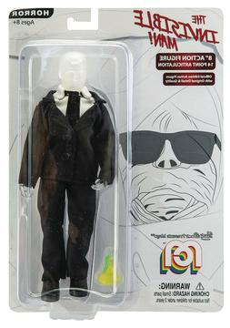 THE INVISIBLE MAN 8-INCH ACTION FIGURE 14 POINT ARTICULATION