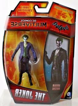 THE JOKER  ARKHAM ORIGINS  BATMAN DC COMICS MULTIVERSE ACTIO