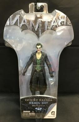 "THE JOKER DC Collectibles Batman Arkham Origins 8"" inch Figu"