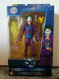 "The Joker DC Multiverse Batman 80th Anniversary Originals 6"""