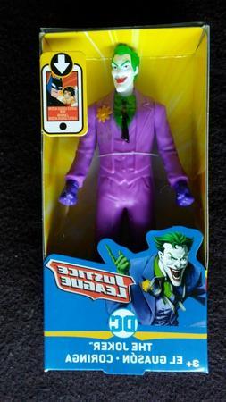 the joker justice league action figure 6
