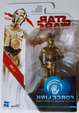 Star Wars: The Last Jedi C3PO Force Link Figure 3.75 Inches