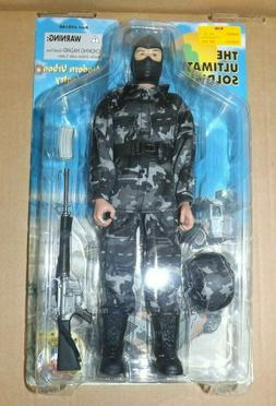 THE ULTIMATE SOLDIER MODERN URBAN INFANTRY 1/6 SCALE  12 INC