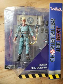The Real Ghostbusters EGON SPENGLER action figure DST Diamon