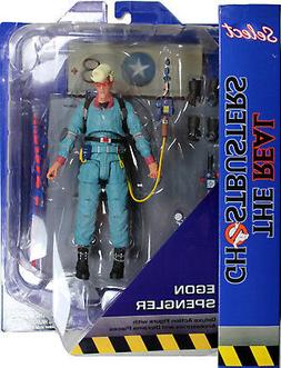 The Real Ghostbusters ~ EGON SPENGLER ACTION FIGURE ~ DST Di
