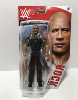 the ROCK - WWE Mattel Basic Core Series 107 Wrestling Action