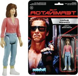 The Terminator Sarah Connor funko Reaction Movie Action Figu