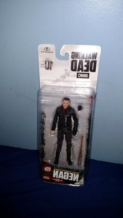 The Walking Dead Action Figure NEGAN Exclusive Series 10  Mc