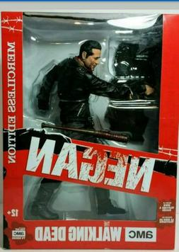 McFarlane Toys The Walking Dead Negan Merciless Edition 10""