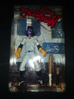 "The Warriors 9"" action figure Baseball Fury  Mezco Toys 2005"